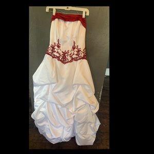 David's Bridal Wedding Dress (2011)